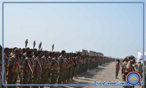 &#34حراس الجمهورية&#34 تحتفل بالعيد الـ 55 لثورة 14 أكتوبر بتخرج دفعة جديدة في الساحل الغربي