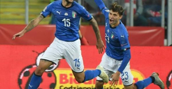 دوري الأمم الأوروبية: فوز قاتل لإيطاليا ترسل به بولندا الى المستوى الثاني