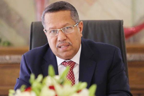 بن دغر يهنئ رئيس الحكومة اليمنية الجديد