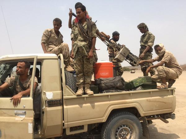 فيديو- القوات المشتركة تسدد ضربات موجعة لمليشيا الحوثي بالحديدة