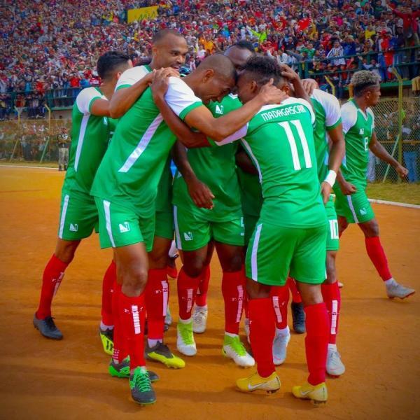 مدغشقر تتأهل لكأس الأمم الأفريقية لأول مرة