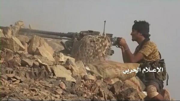الجيش يهاجم مواقع المرتزقة في الجوف