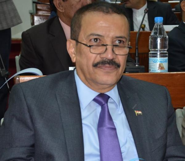 وزير الخارجية يلتقي الوزيرة علياء الشعيبي