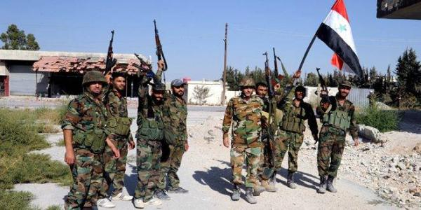 الجيش السوري يعلن السيطرة على بلدة صوران بريف حماة