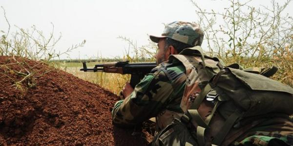 الجيش السوري يحبط هجوما واسعاً على عدة محاور في حلب
