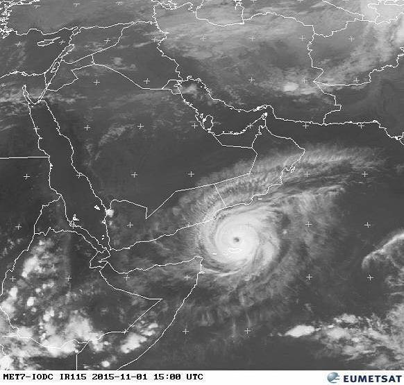 العاصفة الإعصارية تشابالا: الأرصاد اليمنية: النشرة الجوية المتوقعة خلال الـ6 ـساعات القادمة