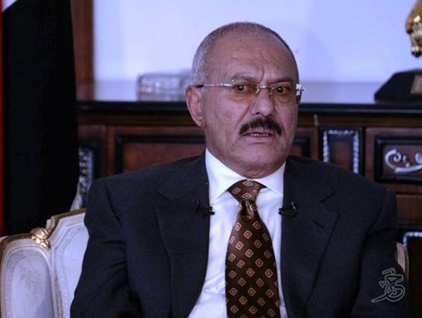 الرئيس صالح: &#34المندسون الصغار&#34