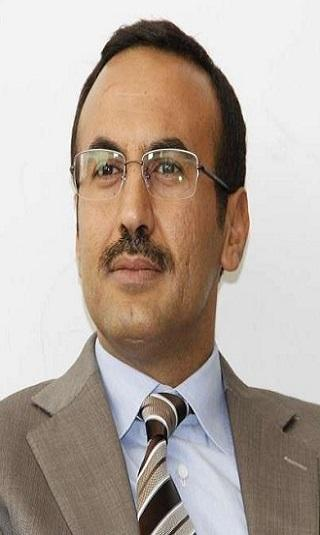أحمد علي عبدالله صالح يبحث مع السفير البريطاني لدى اليمن المستجدات الراهنة ودور المؤتمر في العملية السياسية