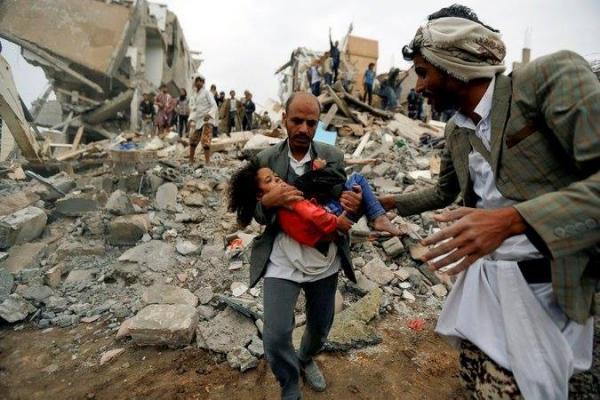 معهد كاتو: الدعم الأمريكي للسعودية في اليمن.. قسوة لا تطاق وأهداف واهية