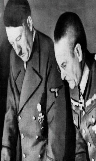 تفاصيل العشاء الأخير لهتلر