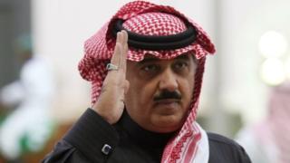 السعودية تطلق سراح الأمير متعب &#34في صفقة بمليار دولار&#34