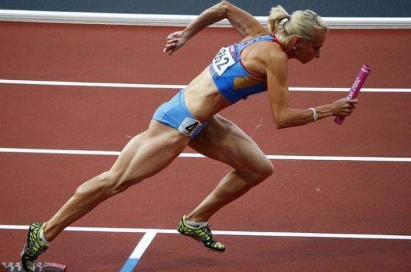 العداءة الروسية جوتشينا تسقط في اختبار منشطات يعود لأولمبياد لندن