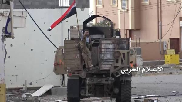القوات اليمنية تحتفظ بالسيطرة على المواقع في العمق السعودي