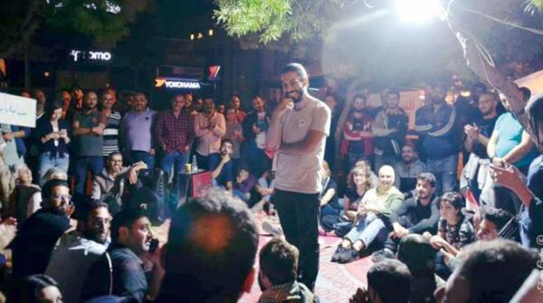 """""""خيام الثقافة"""".. جامعة مفتوحة على مدار الساعة في لبنان"""