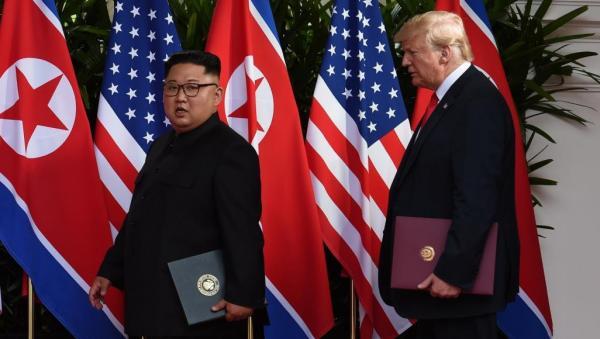 أمريكا تفرض عقوبات على ثلاثة مسؤولين كوريين شماليين