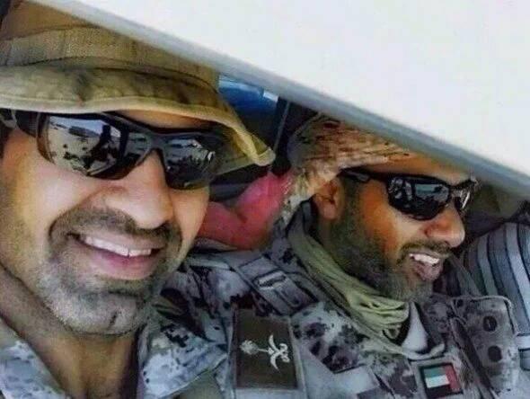 مصدر: القائد الإماراتي &#34بن هويدان&#34 لقي مصرعه مع السعودي &#34السهيان&#34 في باب المندب